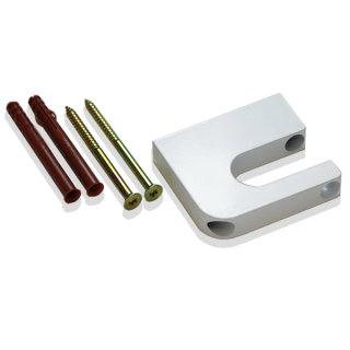 ADE Verstärkungsplatte 20 x 88 x 100 mm, weiß